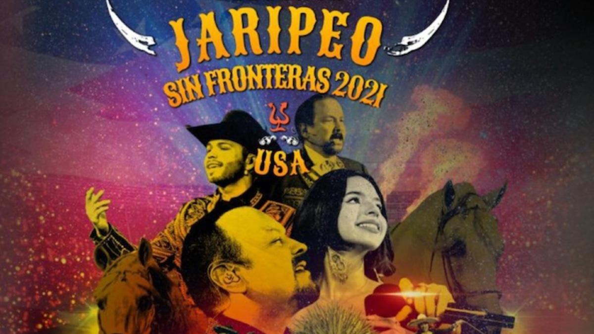 Los Aguilar Familia Jaripeo Sin Fronteras