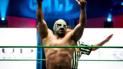 Regresa la lucha libre a la Arena México