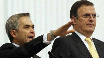Desplome Línea 12 Metro CDMX: ¿Qué dicen Marcelo Ebrard y Miguel Ángel Mancera?