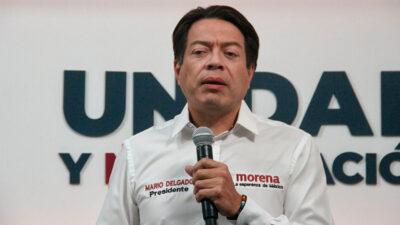 Gobierno de Tamaulipas llama a Mario Delgado a presentar denuncia