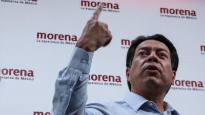 """Mario Delgado es un """"desastre"""" por no presentar gastos de sus candidatos"""