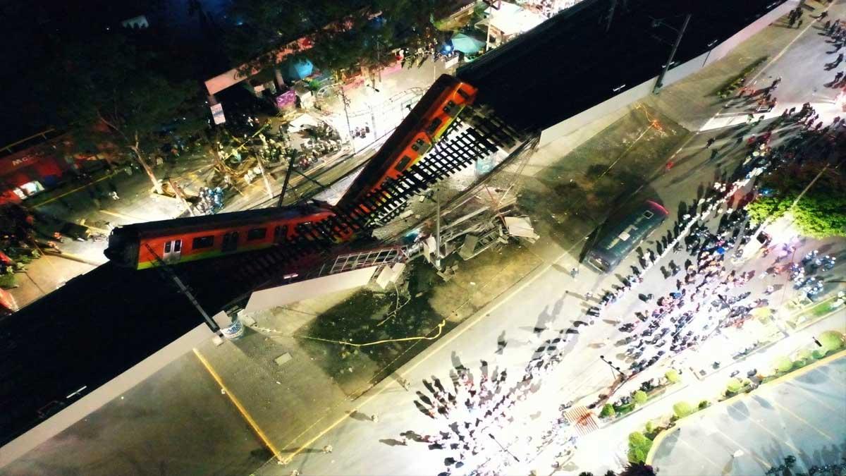 Metro CDMX: Otras tragedias que han ocurrido, no sólo choques