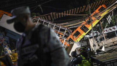 Metro CDMX Línea 12: últimas noticias accidente desplome Tezonco Olivos, en vivo minuto a minuto