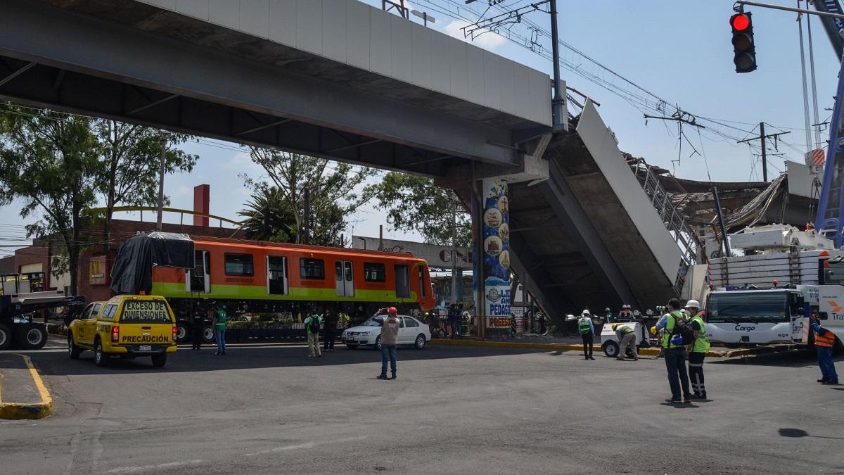 Metro CDMX Línea 12: familiares reconocen a víctimas de accidente