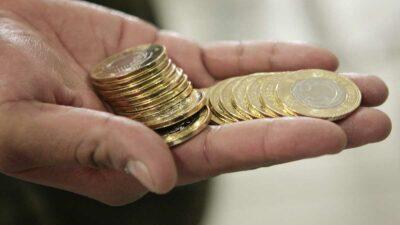 """Moneda de 20 pesos, denominada """"Señor del Fuego"""", se vende en casi cinco mil en internet"""
