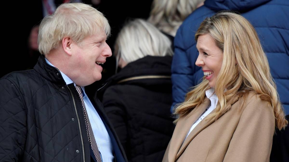 Downing Street Boris Johnson
