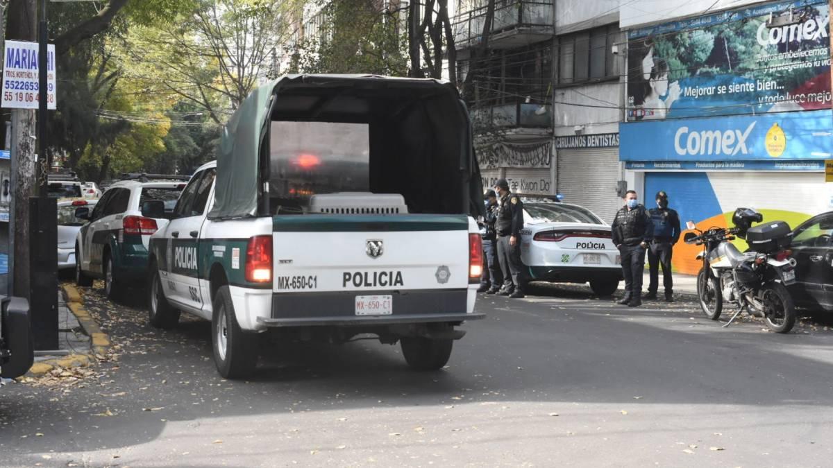 SSC policías extorsión