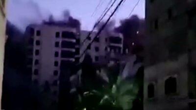 Gaza Israel edificio