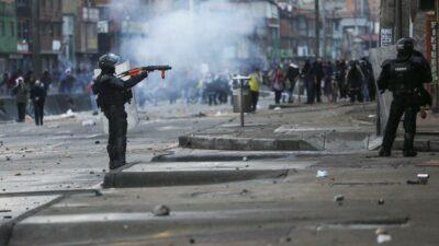 Colombia manifestaciones tributaria