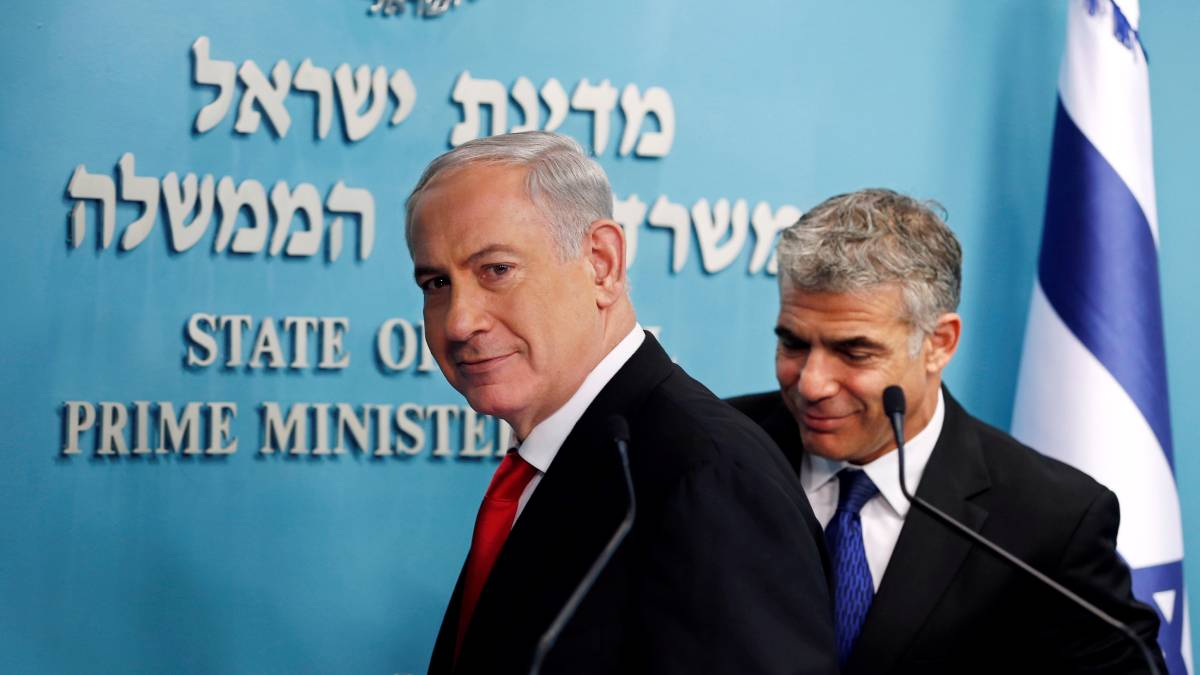 Benjamin Netanyahu Gaza