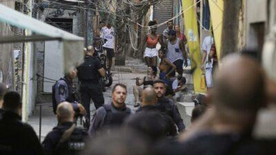 Río de Janeiro favela