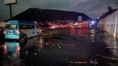 Inundaciones lluvias coladeras
