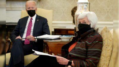 Janet Yellen Joe Biden