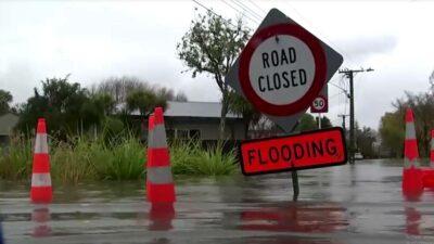 Nueva Zelanda inundaciones