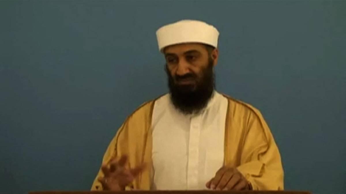 Osama Bin Laden muerte
