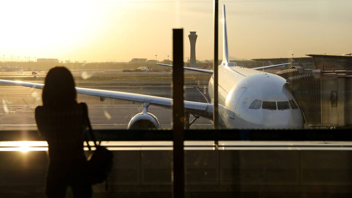 Acciones aerolíneas calificación
