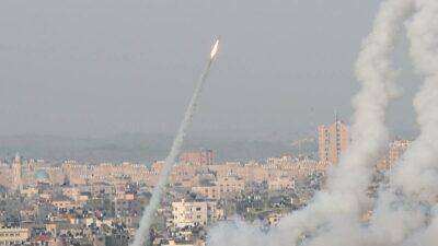 Gaza Israel Hámas