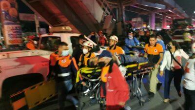 heridos Metro
