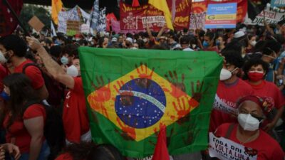 Brasil Bolsonaro covid