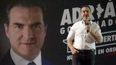 Adrián de la Garza afirma que es víctima de persecución política