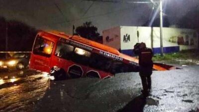 Nuevo León: tormenta y granizo deja daños en varios municipios
