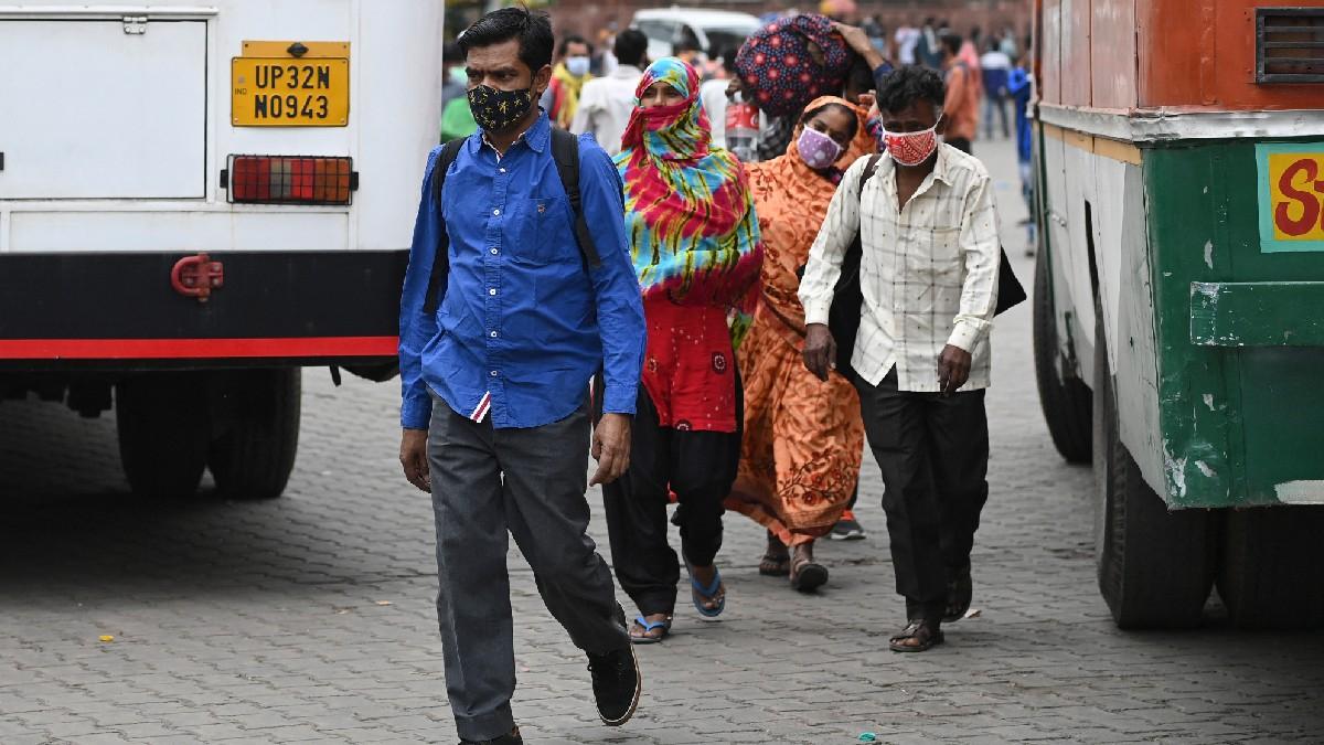 Nueva Delhi, capital de India, extiende confinamiento para frenar COVID