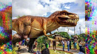 Parque de los Dinosaurios en Orizaba, Veracruz; conócelo