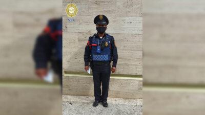CDMX: Policía devuelve cheque de 40 millones de pesos