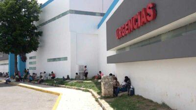 En Quintana Roo, hospitales reportan ocupación de 97%