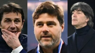 Real Madrid Nombres Entrenador