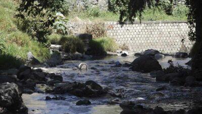 Planta potabilizadora del río Magdalena