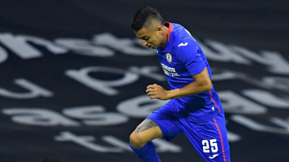 Roberto Piojo Alvarado Final Cruz Azul Bebe