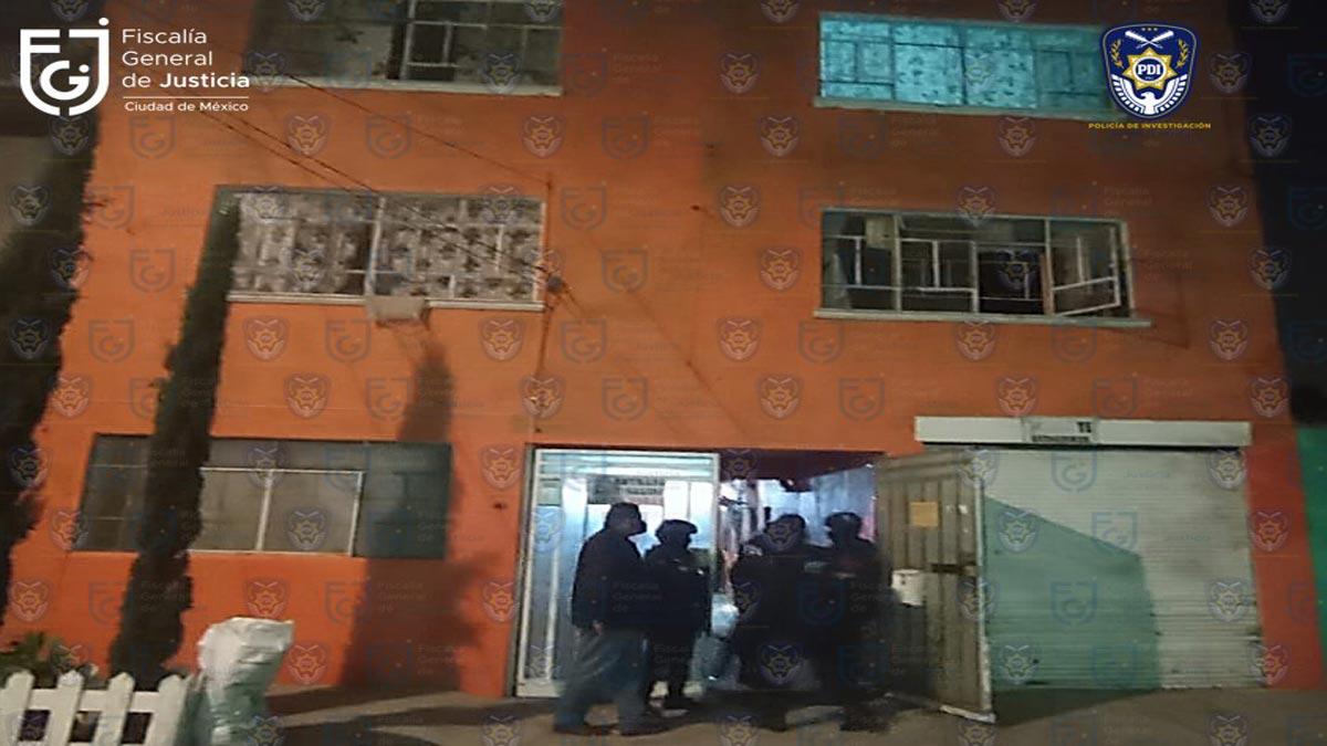 CDMX: arrestan a 6 presuntos secuestradores