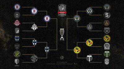 Semifinales Concachampions