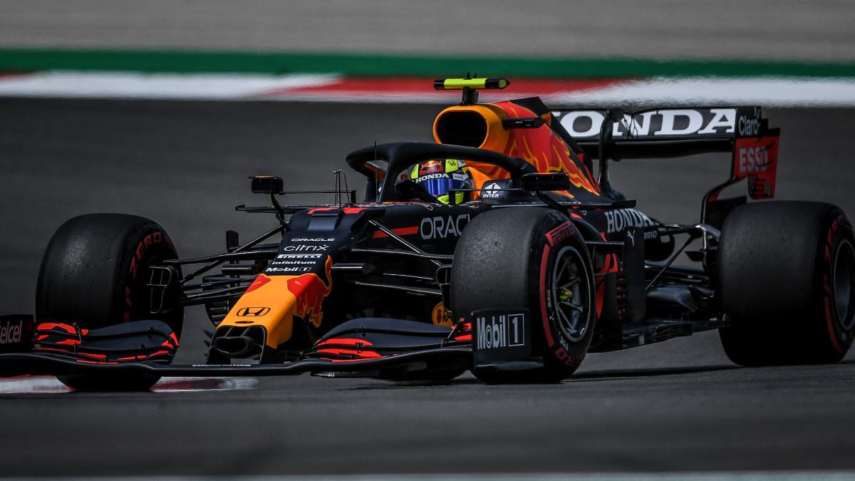 Nombran a Checo piloto del día en GP de Portugal; ve por qué