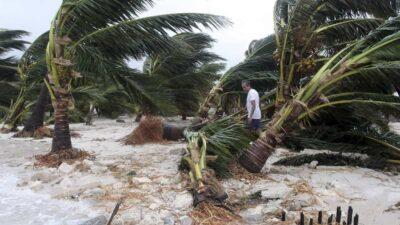 Primer ciclón de 2021 podría iniciar en costas de Michoacán