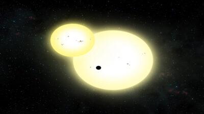 """Descubren sistemas planetarios de doble sol estilo """"Star Wars"""""""