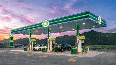 BP gasolina