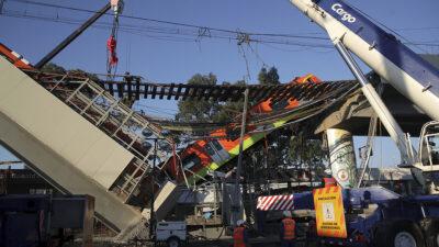Metro CDMX, accidente en Linea 12 es un retrato de dolor