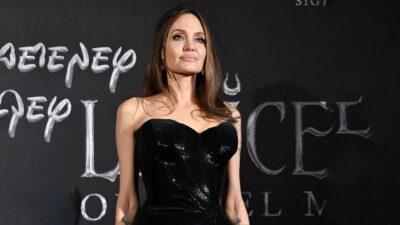 Angelina Jolie abejas