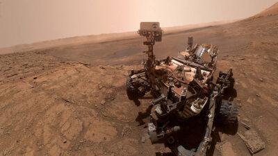 Muestras del Curiosity revelan restos potencialmente orgánicos de Marte