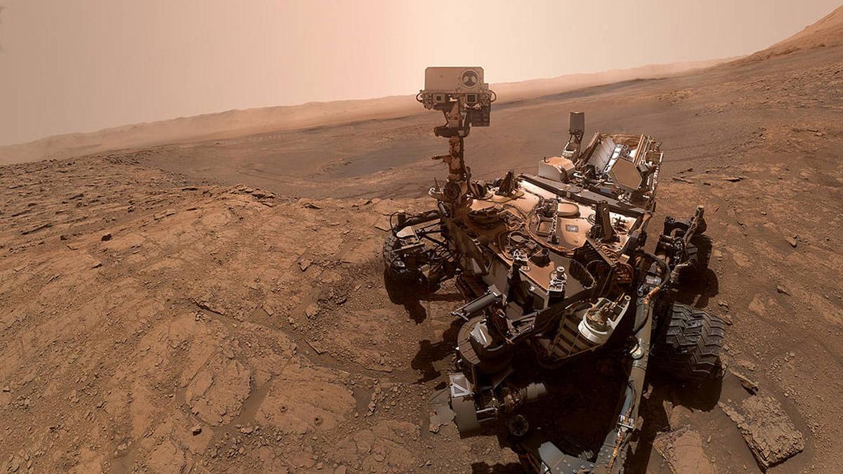 Muestras del Curiosity de la NASA revelan restos potencialmente orgánicos de Marte