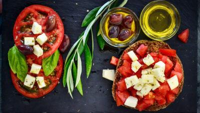 Dieta mediterránea te ayuda a dormir mejor, ve por qué