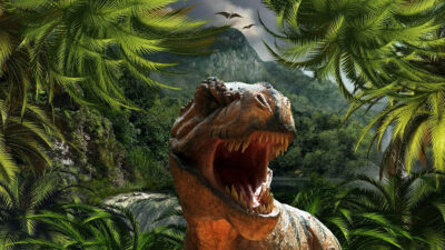 dinosaurios niños