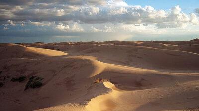 Dunas de Samalayuca en Chihuahua
