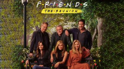 """Revelan tráiler de la tan esperada reunión de """"Friends"""""""