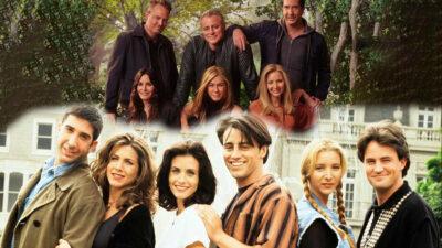 Friends: así se ven los actores 27 años después el estreno de la serie