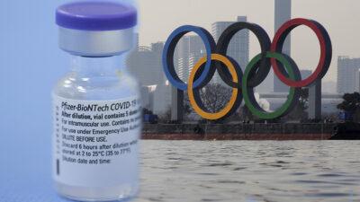 Pfizer dará vacunas a los deportistas olímpicos