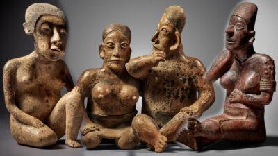 subasta piezas arqueológicas