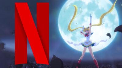 Sailor Moon llega a Netflix con nueva película; ve cuándo